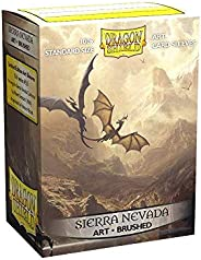 Dragon Shield Sleeves - 100 CT - MGT Card Sleeves - Compatible with Magic The Gathering Card Sleeves Pokémon a