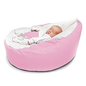 Pleasing Amazon Com Rucomfy Luxury Cuddle Soft Gaga Baby Bean Bag Machost Co Dining Chair Design Ideas Machostcouk