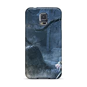 For Galaxy S5 Premium Tpu Case Cover Assassins Creed Revelations Protective Case