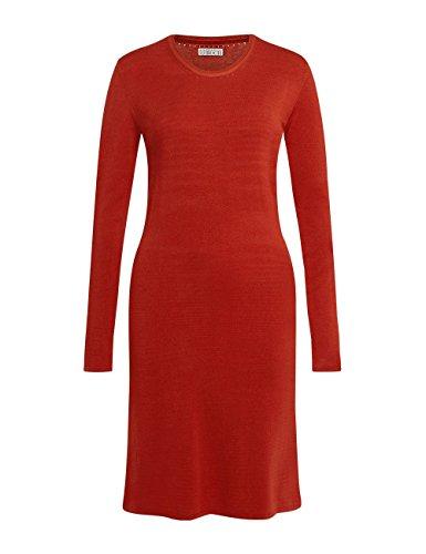 Damen Strick Boch von Kleid Brigitte Terrakotta Aclare OITWEqUPw