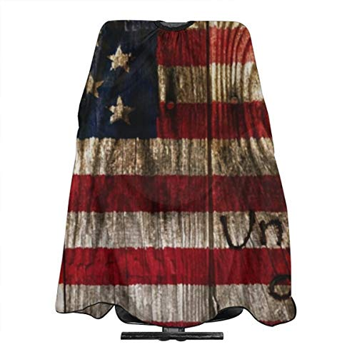 Military Patriotic Wallpaper For Desktop Professional Barber Cape, Hair Cutting Salon Cape Hairdressing Apron - 55