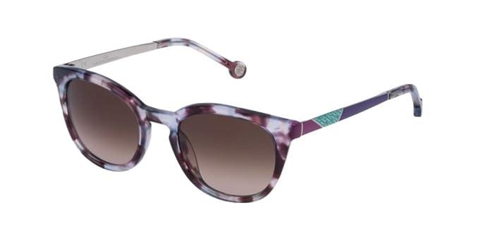 Carolina Herrera SHE747 FUXIA/GREEN / VIOLET (0AD6) - Gafas ...