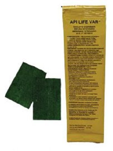 Beekeeping Hive Varroa treatment - APILIFE VAR Chemicals LAIF