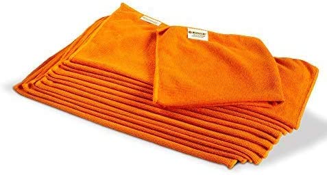 Screen Cleaning Microfiber Cloths Set Best for Smartphones 4 Pack WHOOSH Eyeglasses LCD /& TVs LED Kindle iPads