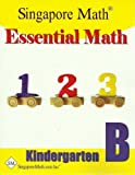 Essential Math Kindergarten B, , 1932906150