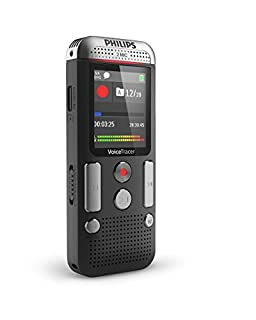 Philips Voice Tracer DVT2510 With 2 Mic Stereo Recording - PSP-DVT2510/00 (B01IYR34A8) | Amazon Products