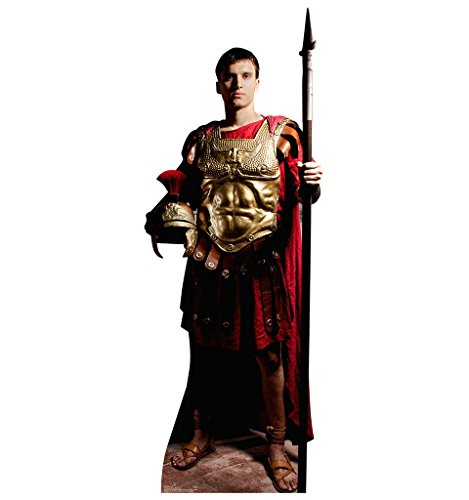 Soldier Cut Out - Roman Soldier - Advanced Graphics Life Size Cardboard Standup