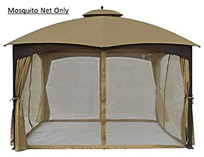 Universal 10' x 12' Gazebo Replacement Mosquito Netting