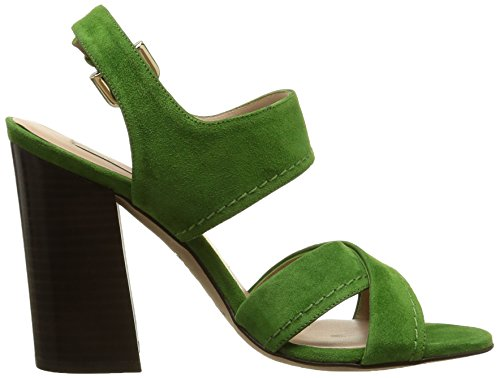 Pura Lopez Ah341 - Sandalias de vestir Mujer Verde