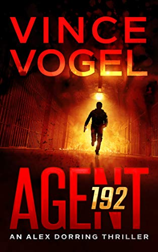 AGENT 192 - An Alex Dorring Thriller