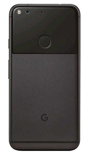 Google Pixel XL 128GB Unlocked GSM Phone w/ 12.3MP Camera - Quite Black ()
