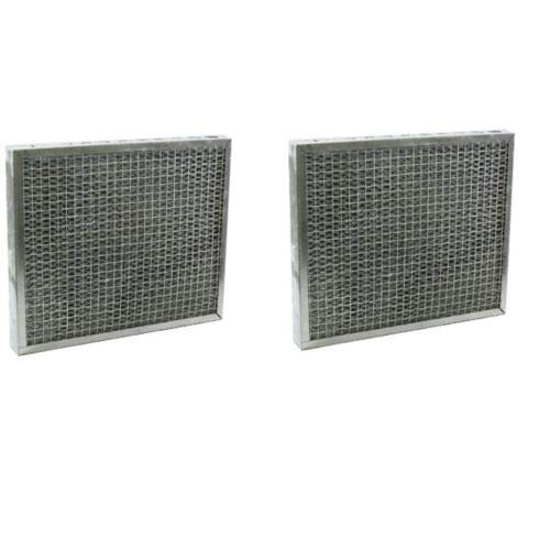 (2) General Aire Humidifier Filter Pad Panel G20