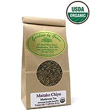 Super Antioxidant, Immune Booster, Stress Relief, Helps Reduce Yeast, Aids Digestion, Organic, Caffeine Free, Gluten Free, Maitake Mushroom Tea, 3 oz