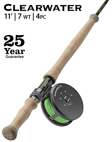 Orvis Two Piece (Orvis Clearwater Switch 7-weight 11' Fly Rod)