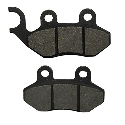Road Passion Front Disc Brake Pads for GARELLI KRS 50: