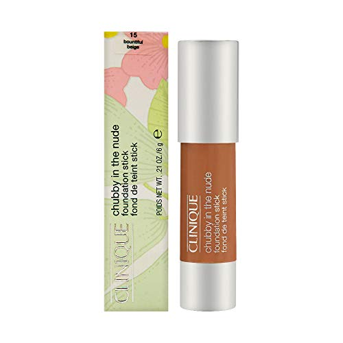 Clinique Chubby In The Nude Foundation Stick 15 Beige, 1 -