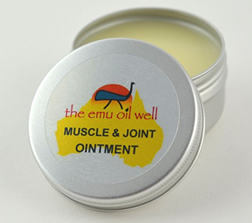 Emu Ointment Natural Muscle And Joint Rub Anti-Inflammatory And Antiseptic...