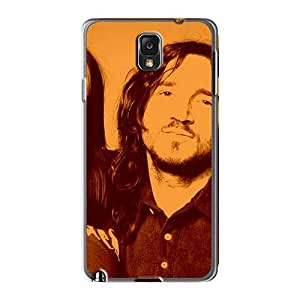 Samsung Galaxy Note3 LyY574cRIR Customized Beautiful Red Hot Chili Peppers Pictures Scratch Resistant Hard Phone Case -MansourMurray