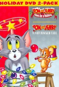 Paws for a Holiday / A Nutcracker Tale (Tom and Jerry Two-Pack) (Tom And Jerry Paws For A Holiday)