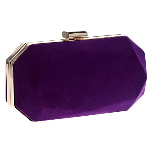 Elegant Women's Fashion Evening Female 1 Clutch Color 4 Dinner Dress HKC Bag qpOAa