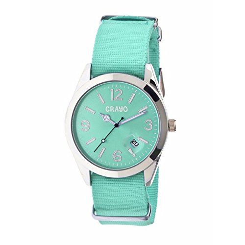 crayo-cr1706-sunrise-watch-turquoise
