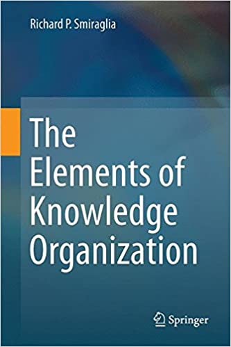 The Elements of Knowledge Organization