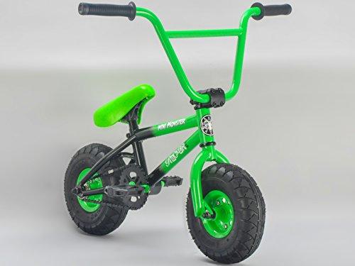 Rocker BMX Mini BMX Bike iROK+ MINI Monster GREEN RKR by Rocker BMX (Image #1)