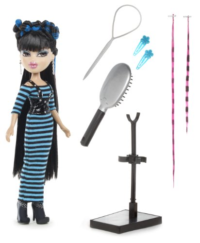 Bratz Featherageous Doll - Jade