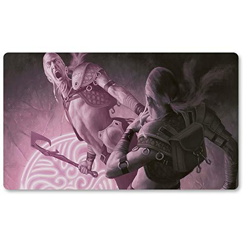 Nemesis Trap - Board Game MTG Playmat Table Mat Games Size 60X35 cm Mousepad Play Mat for Yugioh Pokemon Magic The Gathering