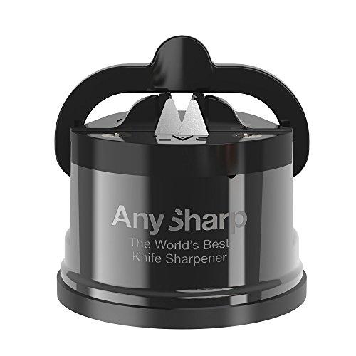 AnySharp Pro Chef Metal Knife Sharpener, Wolfram