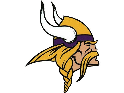 Minnesota Vikings Window - Minnesota Vikings Window Cling Decal [Misc.]