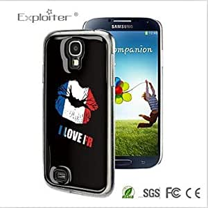 YULIN For Samsung S4 I9500 compatible Special Design Plastic Back Cover