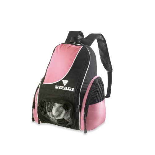 Ipod Starter Pack - Vizari Sport Solano Backpack, Pink