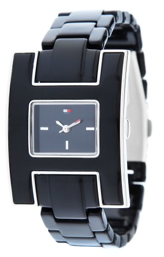Tommy Hilfiger Women Watch black JACQN 1781187
