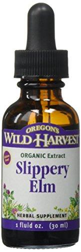 Oregon's Wild Harvest 1:4 Organic Slippery Elm Extract, 1 Fluid Ounce ()