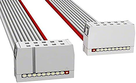 Pack of 50 H3AAS-1036G IDC CBL HHSC10S//AE10G//HHSC10S