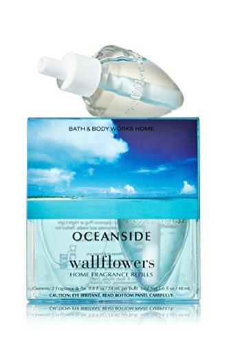 Bath & Body Works Wallflowers Home Fragrance Refill Bulbs 2 Pack Oceanside by Bath & Body Works