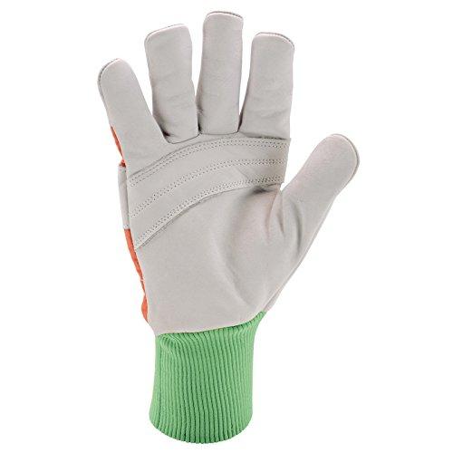 DRAPER 51088Größe 10Expert Chainsaw Handschuhe–Grau