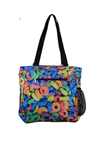Sweets-A-Riffic Candy Tote Bag