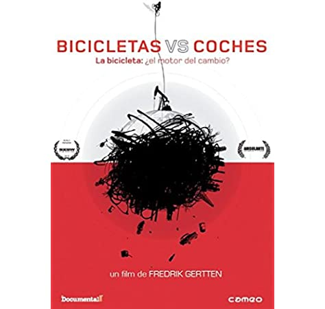 Bicicletas vs coches [DVD]: Amazon.es: Documental, Fredrik Gertten ...