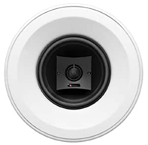 """Boston Acoustics HSi 470 - Altavoces (Speaker set unit, Empotrado en pared/techo, 25.4 mm (1 """"), 54 - 20000 Hz, 8 Ohmio, 89 Db) Color blanco"""