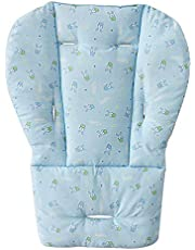 Baby Stroller Cushion Seat Liner Pad Mat Soft& Breathable for Stroller& Car Seats