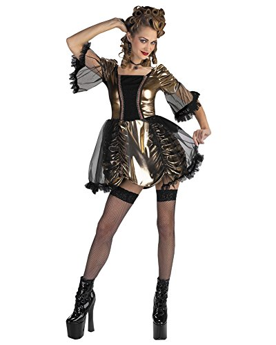 Antoinette Marie Costume Ideas Halloween (Sexy Marie Antoinette Teen Costume Queen Duchess Princess Sizes: One)