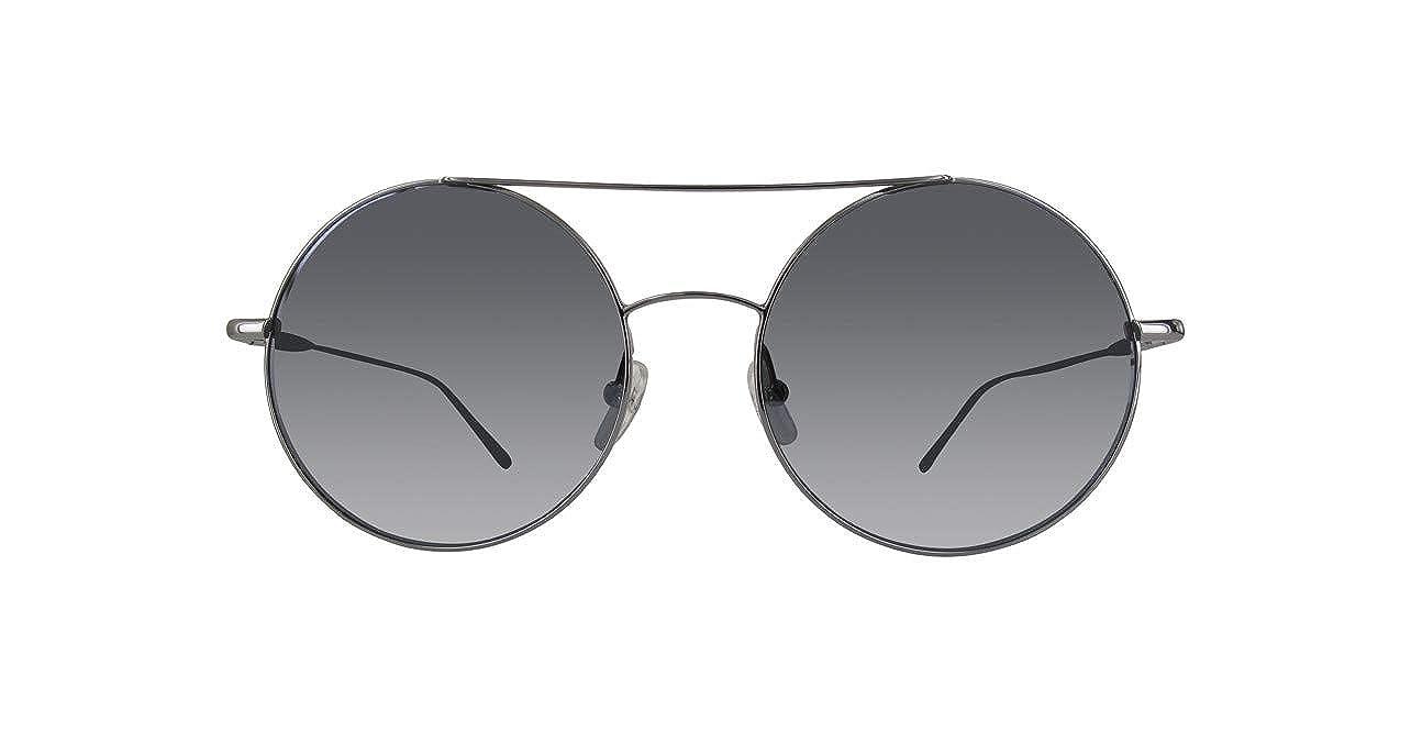 Calvin Klein Sonnenbrille Ck2156S 60 Gafas de sol, Gris (Gr ...