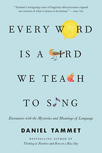every word is a bird we teach to sing encounters with the mysteries