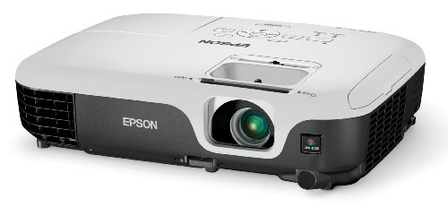 Epson VS220 SVGA 2700 lumens color brightness 2700 lumens white brightness HDMI 3LCD Projector