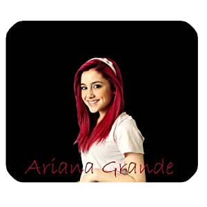 Personalized Customized Ariana Grande Mouse Pad Standard Rectangle Mousepad MP010901