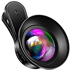 Why Choose GLHMOGM lenses? All of our GLHMOGM lenses are handmade from premium, cinema-grade glass. What makes this lens different from everything else on the market is we took a cinema design process and brought it to your mobile phone. It's...