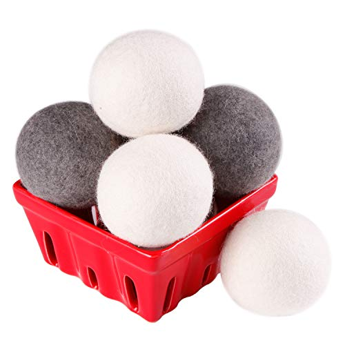 Household Supplies & Cleaning Other Home Cleaning Supplies Strict 20 Pcs Dryer Pom Pom Felt Balls Wool White Felt Dryer Ball Dryer Ball Size 7 Cm