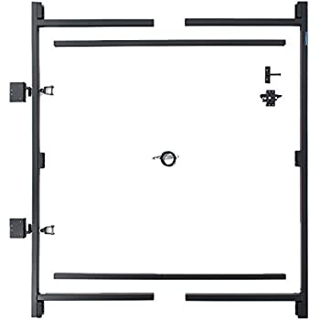 Adjust A Gate Steel Frame Gate Building Kit 60 Quot 96 Quot Wide
